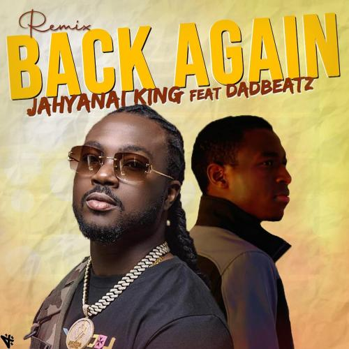 Jahyanaiking feat DadBeatz - Back Again [REMIX]