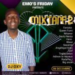 OXY DJ - Mixtape 2(projet Emo's friday)