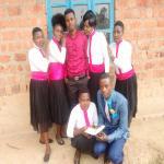 Asante, Florence, matabishi, Bienvenu, Esther,luhala - Nahapo mungu akawaambiya