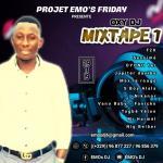 OXY DJ - Mixtape 1(projet Emo's friday)