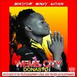 DONASTO - WÉMÈ CITY Freestyle volume 1
