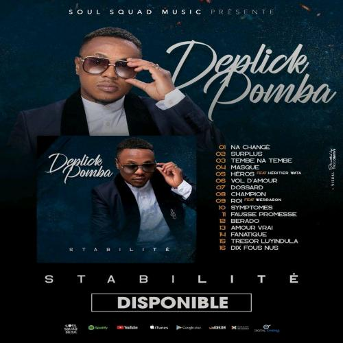 Deplick Pomba feat Héritier Wata - Héros