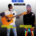 Gerlance vihamba ft archange Haris many - Nimeacha