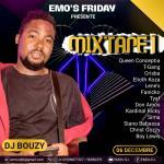 Dj bouzy - Mixtape 1 (projet EMO's friday)
